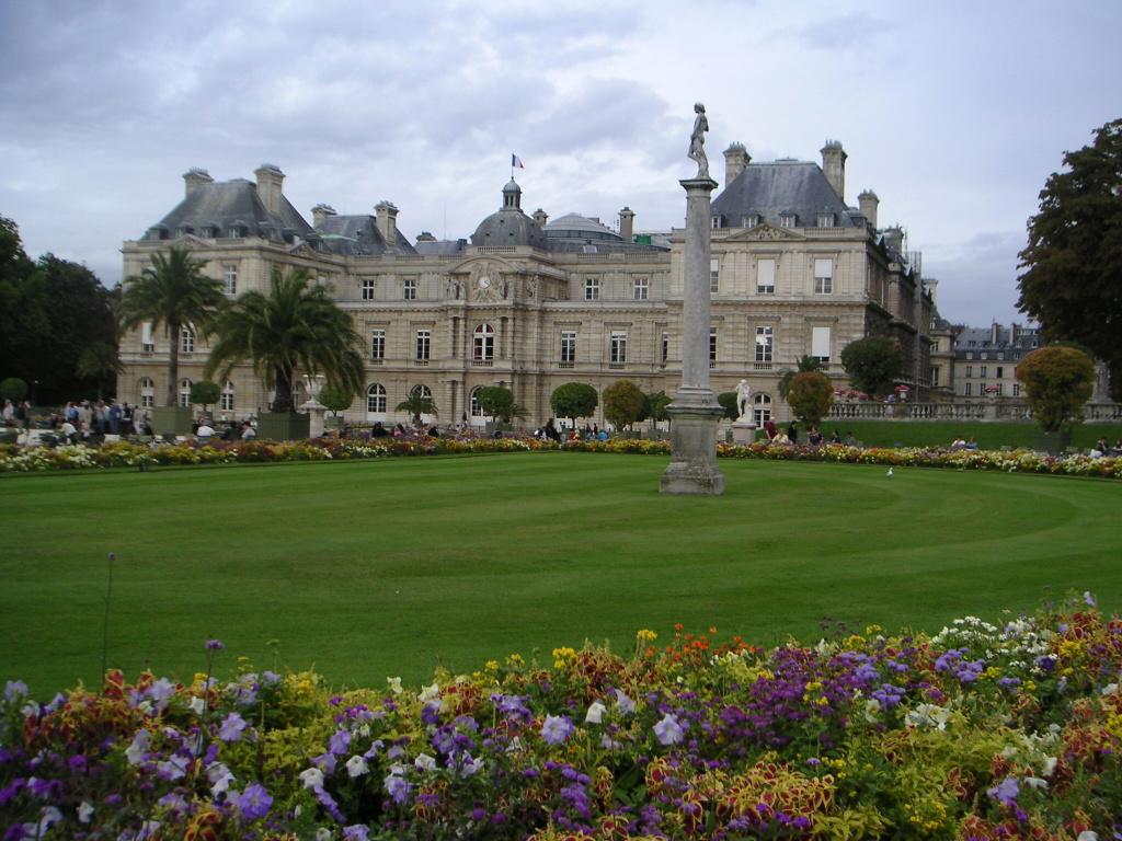 Paříž: Lucemburský palác