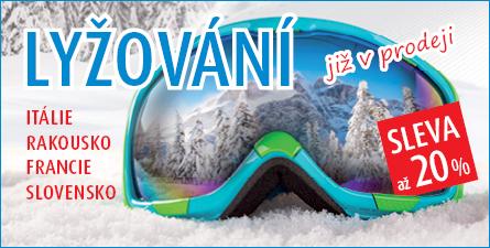 Na lyže po Evropě s EXIMtours