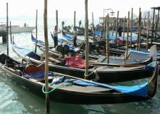 Benátky: Gondoly