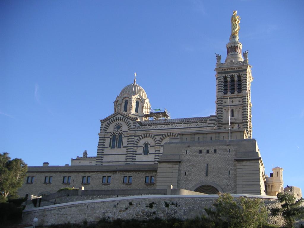 Paříž: Notre Dame de la Garde