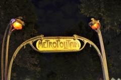 Paříž: Metro
