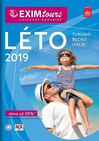 Katalog CK EXIMtours 2019