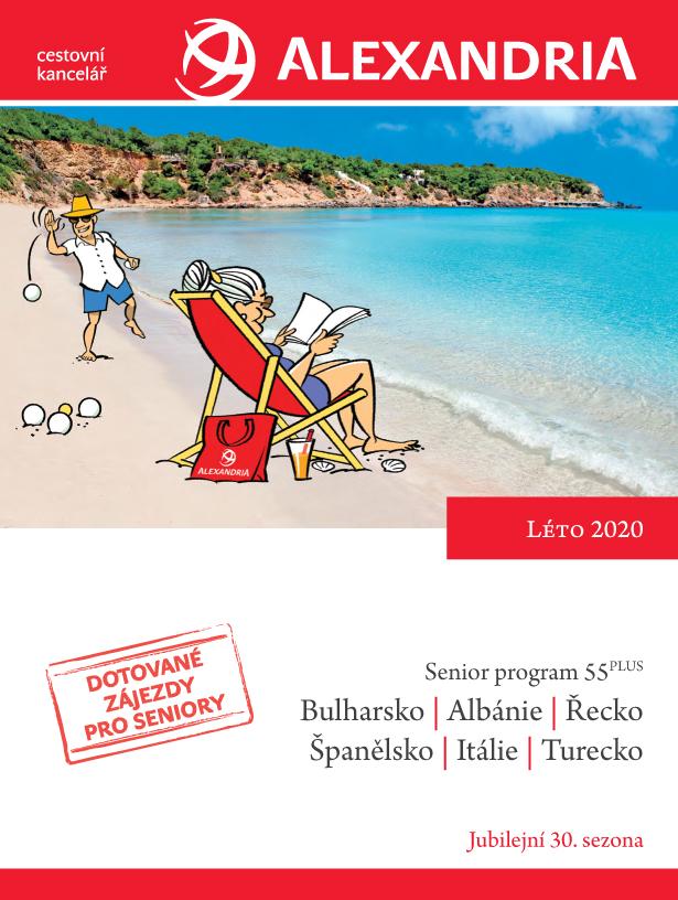 Katalog CK Alexandria 2020