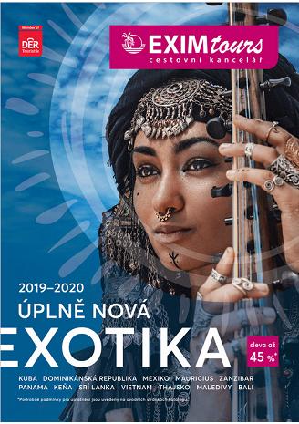 Katalog CK EXIMtours 2020 Exotika