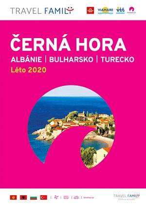 Katalog TRAVEL FAMILY 2020: Černá Hora