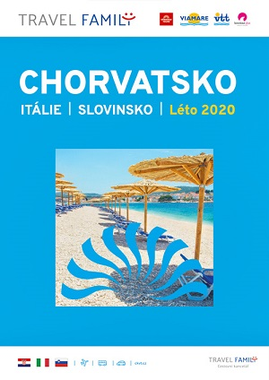 Katalog TRAVEL FAMILY 2020: Chorvatsko