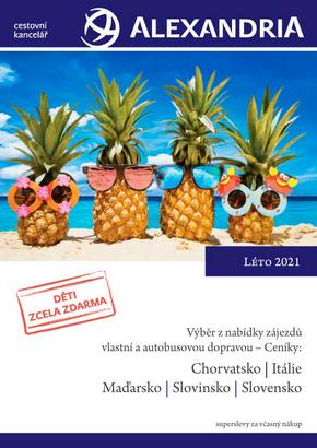 Katalog CK Alexandria 2021