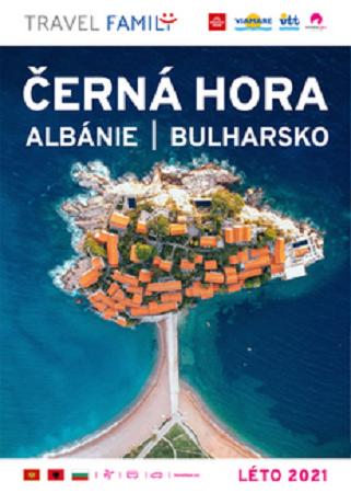 Vítkovice Tours 2021 Bulharsko a Černá Hora